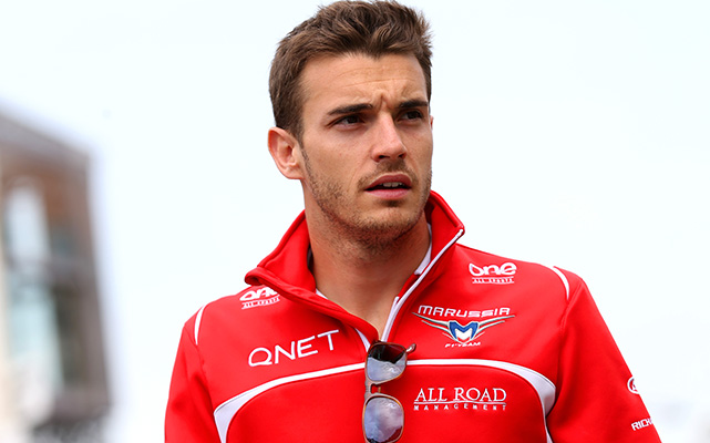 He died the pilot of Formula-1 Jules Bianchi