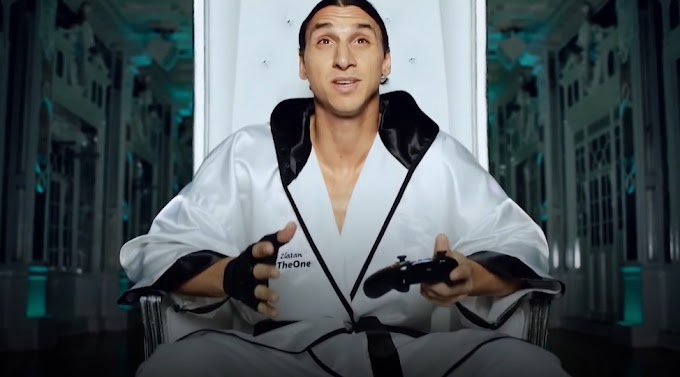 Ibrahimovic và 5 bàn thắng đậm chất võ thuật trên sân cỏ
