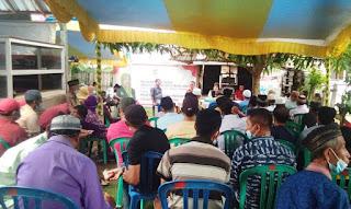 Wakil Ketua dan Sejumlah Anggota DPRD Kobi Dapil Asakota Gelar Reses Perorangan