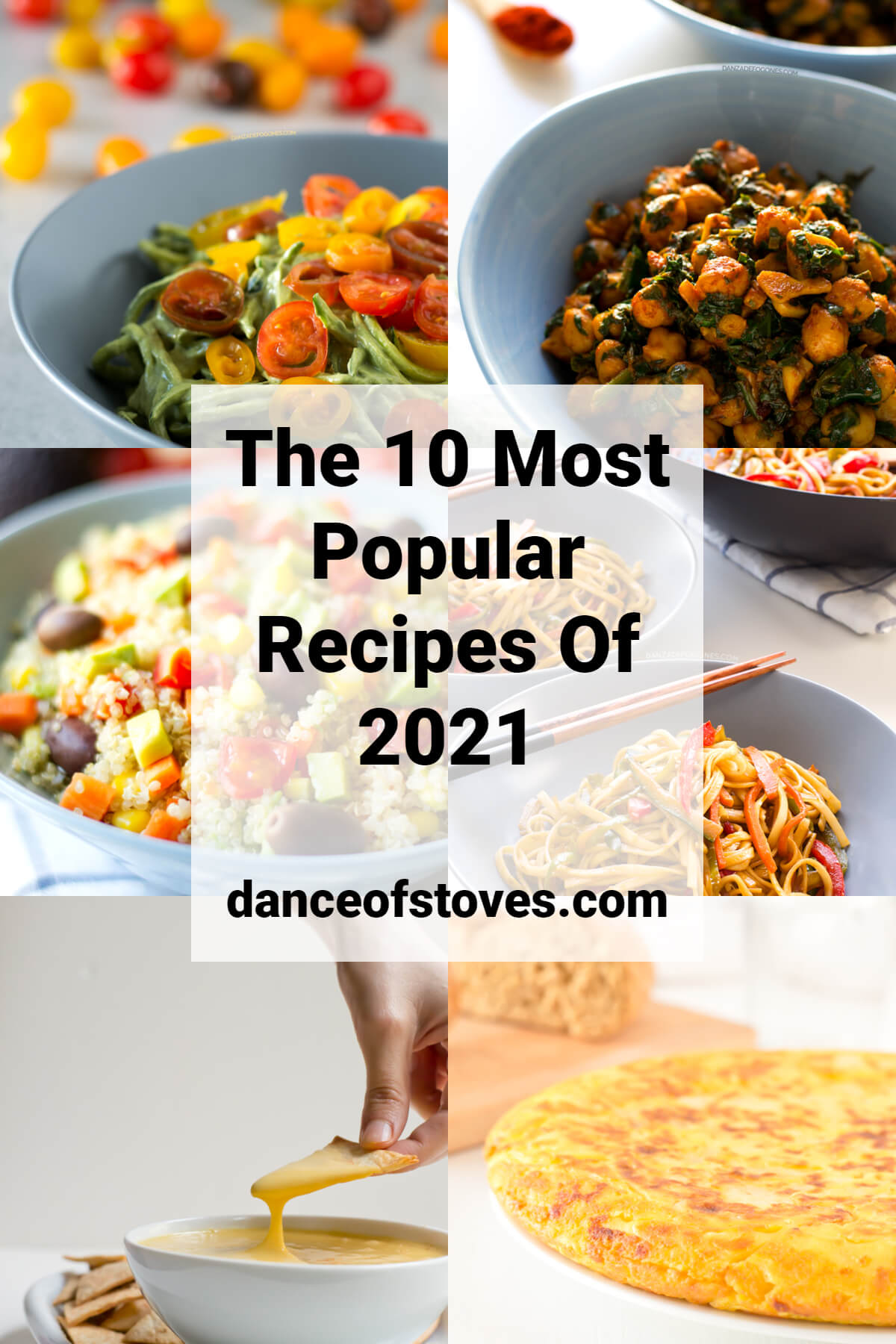 The 10 Most Popular Recipes of 2021