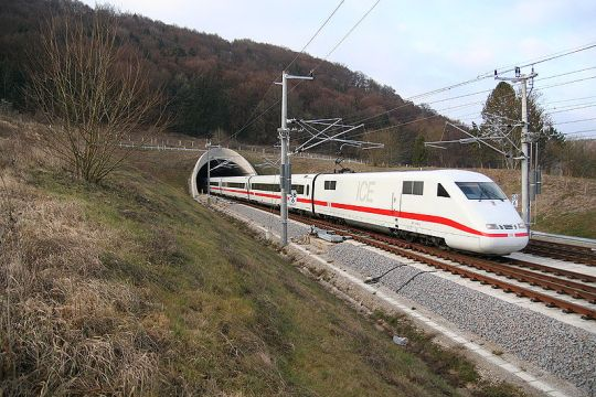 Inter-City Express, Jerman