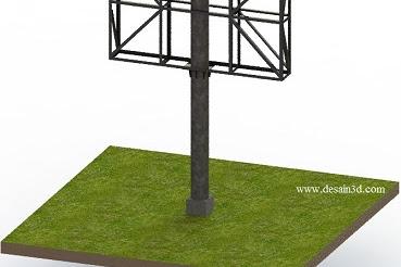 Design 3d solidworks Led Screen