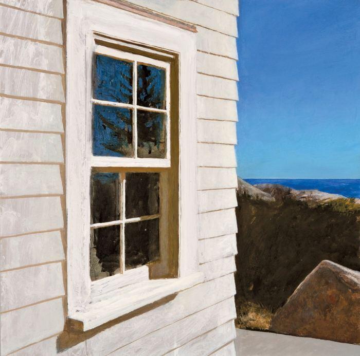 Американский художник-реалист. Bo Bartlett
