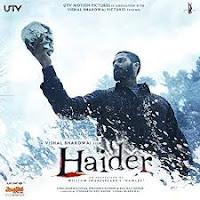 Haider as Arshia Lone