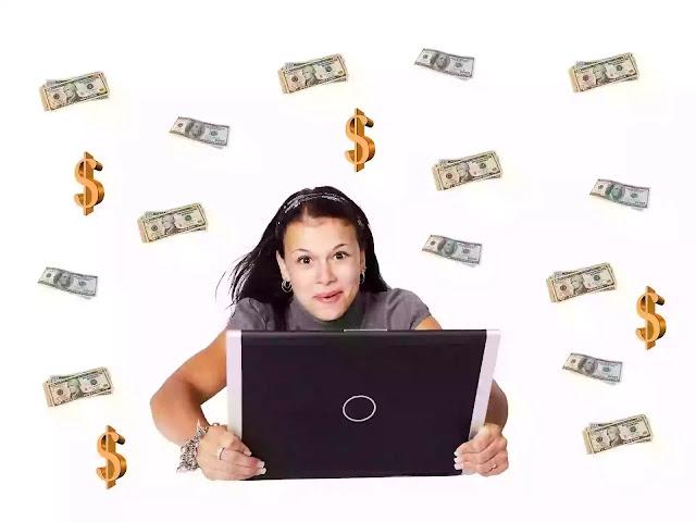ऑनलाईन पैसे कसे कमवायचे(How to make money online in marathi)