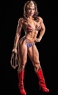 Allana Jones Wonder Woman