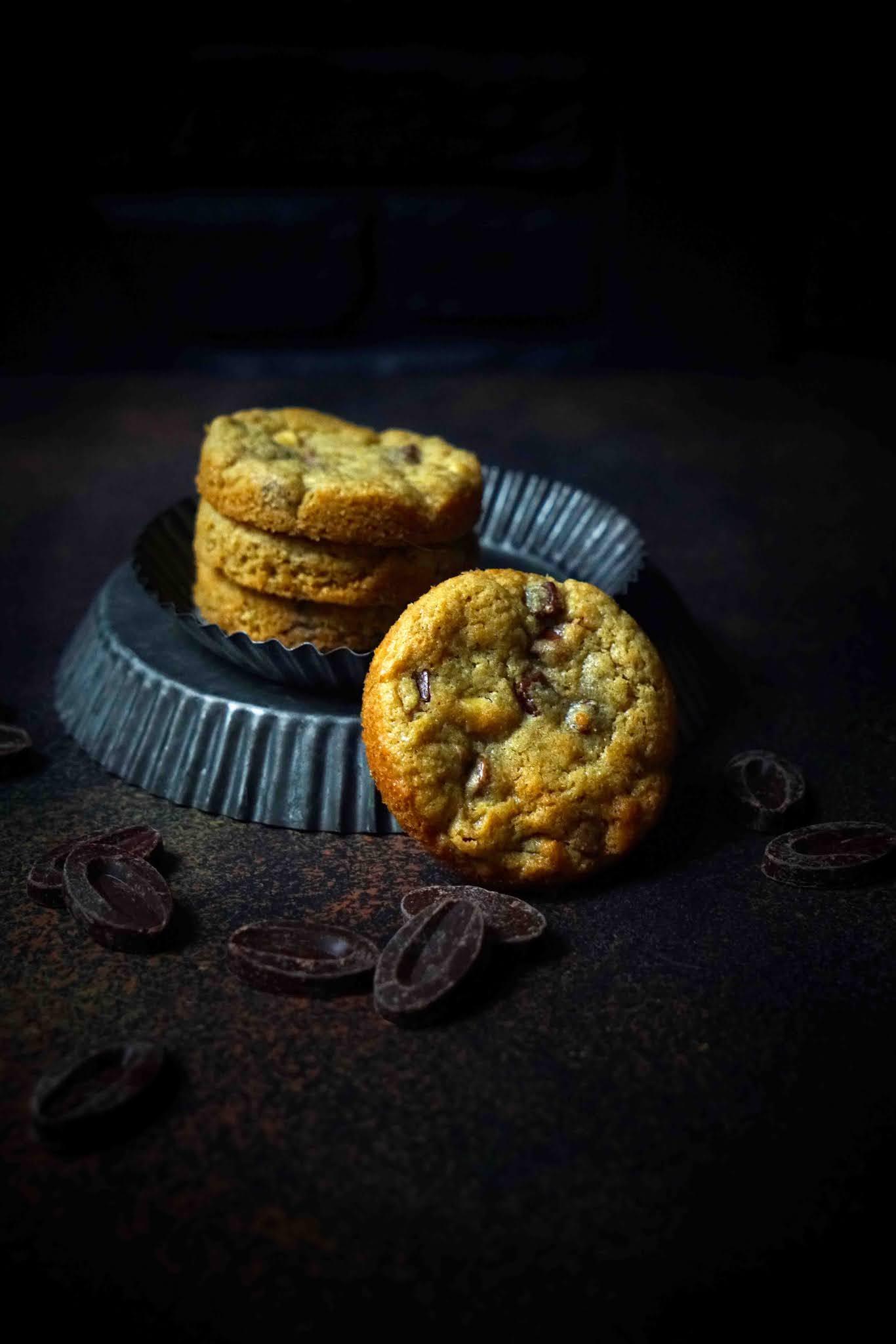 cookies , Philippe Conticni , cookies plus moelleux