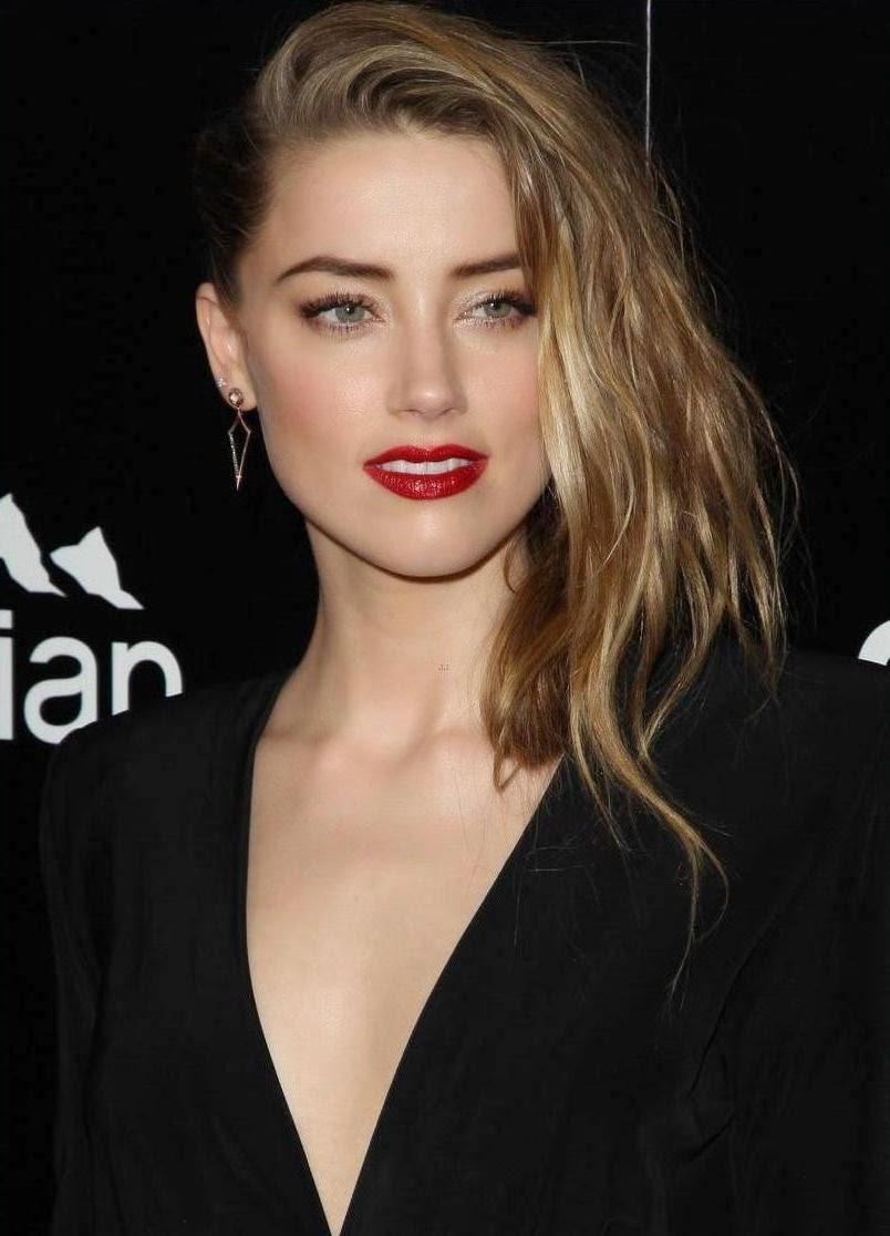 STAR CELEBRITY WALLPAPERS: Amber Heard HD Wallpapers