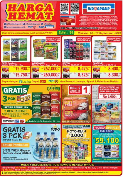 Katalog Promo Indogrosir 8 14 November 2019