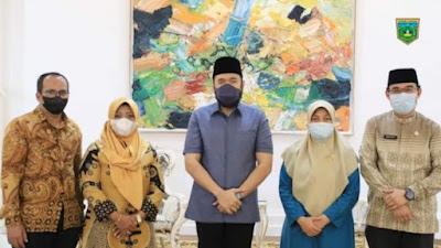 Ariefarahmy Gantikan Nurhema sebagai Ketua PA Padang Panjang