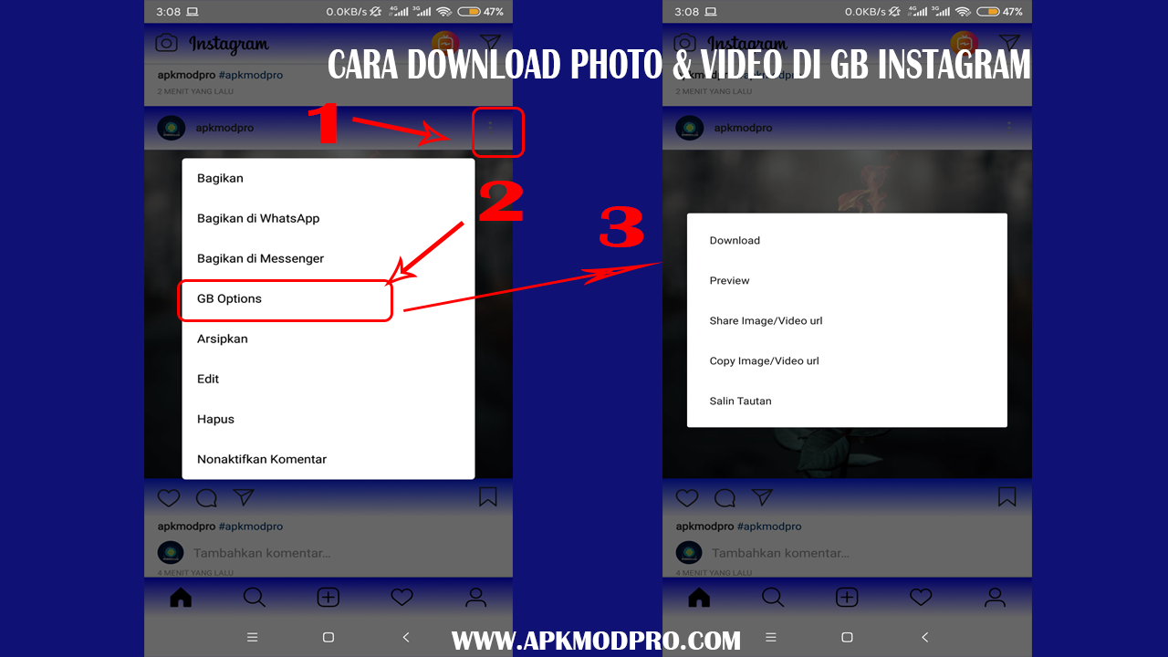 download GB Instagram APK 3.70 [Anti Ban] Latest Version 2020 2