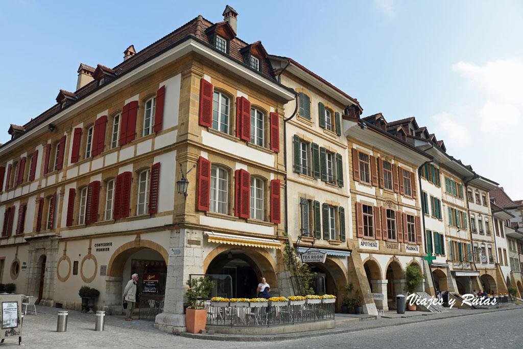 Hauptgasse, Murten Suiza