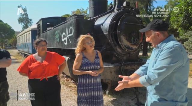 """""""Βγήκε από τα ρούχα του"""" ο Μποτρίνι σε εστιατόριο στο Ναύπλιο - Δείτε ολόκληρη την εκπομπή (βίντεο)"""