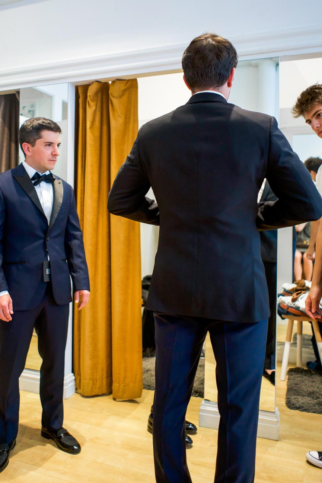 7002490bf68 What the Guys are Wearing to the Wedding | New York City Fashion and ...