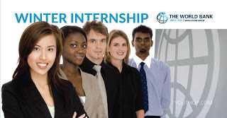 Apply Now | World Bank Winter Internship Program 2019