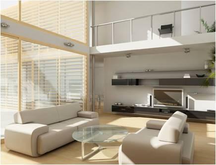 Square it inmobiliaria loft for Arredo minimal home