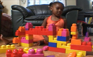 there is a short video clip about building things. Sesame Street Elmo's World Building Things