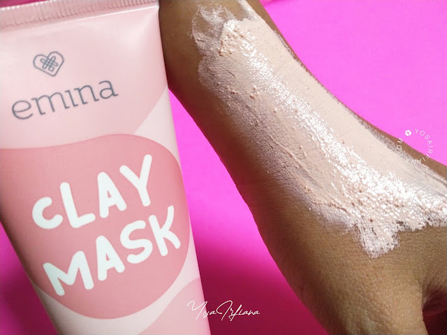 EMINA CLAY MASK BRIGHTENING