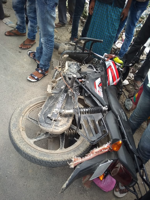 korha katihar accident news