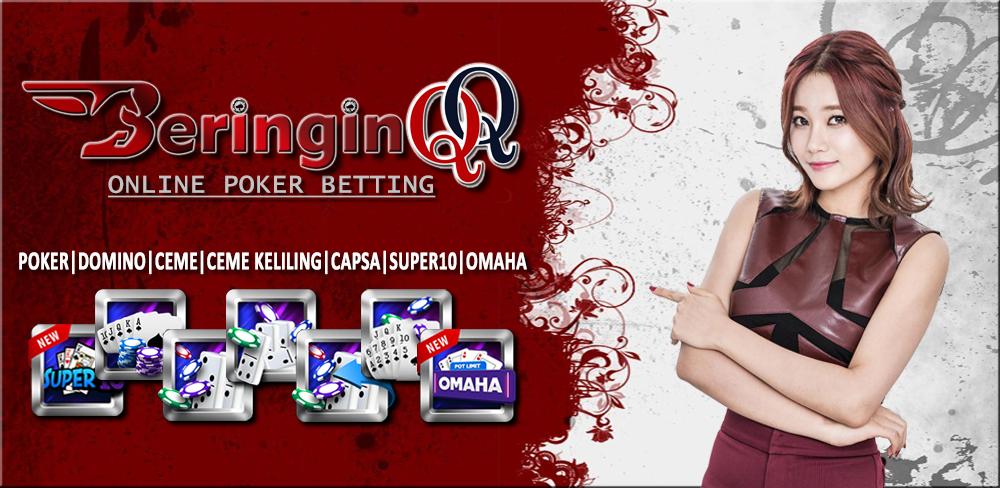 BeringinQQ Poker Online Terpercaya