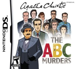 Rom Agatha Christie ABC Murders NDS