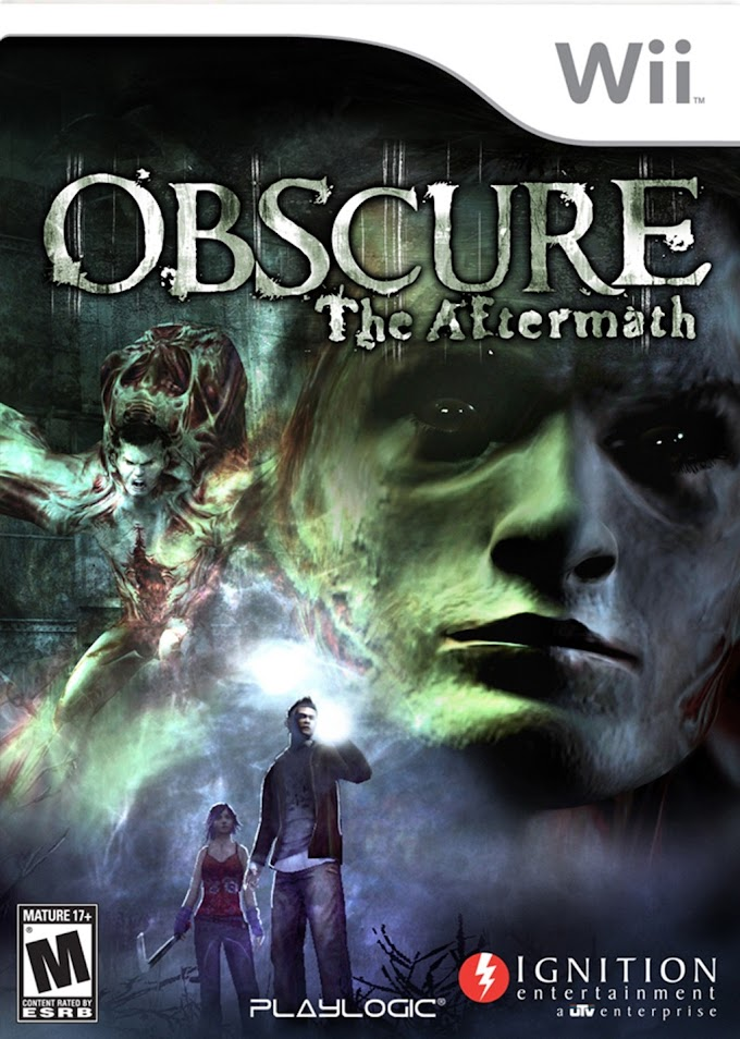 [WII] [NTSC] Obscure: The Aftermath
