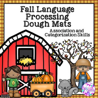 https://www.teacherspayteachers.com/Product/Fall-Language-Processing-Dough-Mats-Association-and-Categorization-Skills-2653427