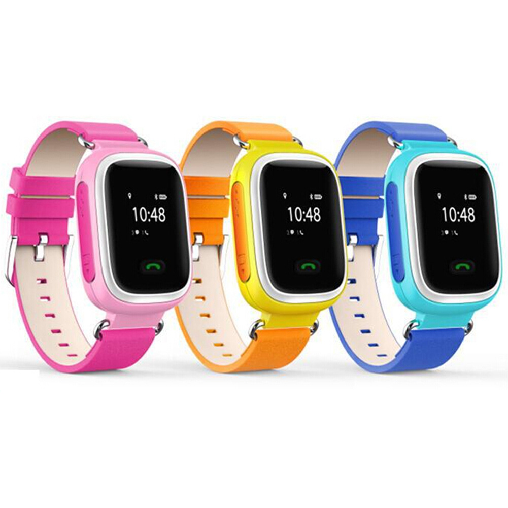 Q60 Kind GPS Smart Watch Armbanduhr SOS Anruf Location