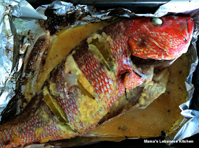 Easy Baked Fish With Garlic Lemon Marinade Easy Baked Fish With Garlic Lemon Marinade Recipe