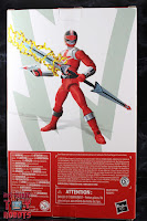 Power Rangers Lightning Collection Time Force Red Ranger Box 03