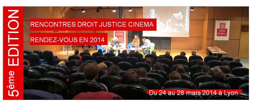 Rencontres droit justice cinema 2016