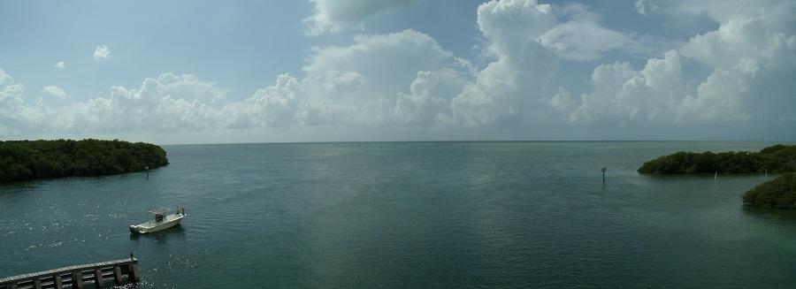 La inmensidad del océano