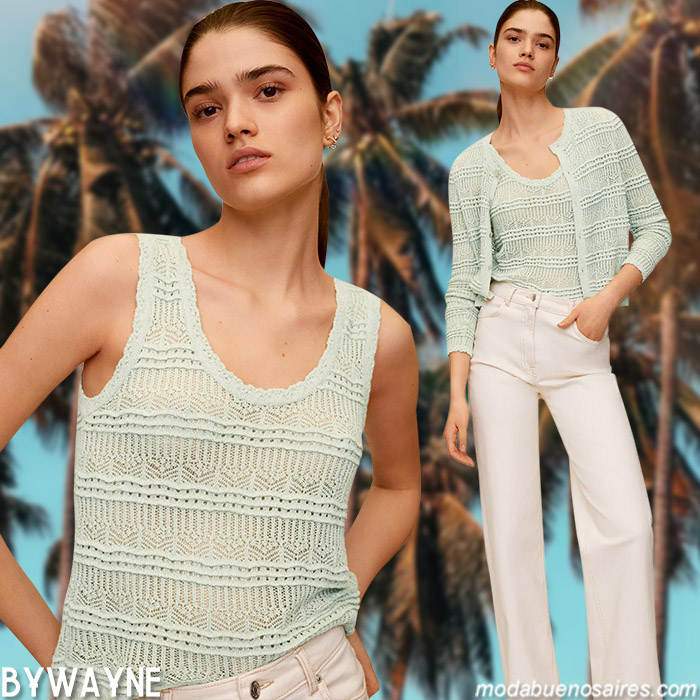moda tejidos primavera verano 2021