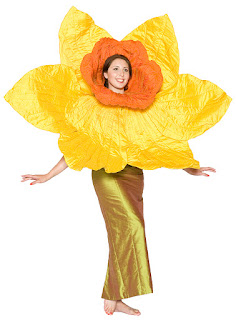 Ideas para hacer un Disfraz de flor narciso