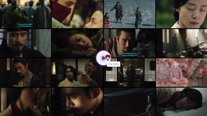 Screenshots Download Film Gratis Memories of the Sword (2015) BluRay 480p MP4 Subtitle Indonesia 3GP Free Full Movie Streaming Hardsub Nempel