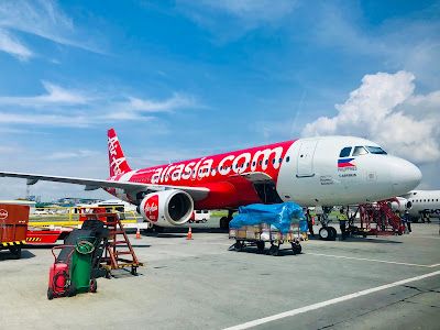 AIR ASIA A320-200 REVIEW | IN FLIGHT EXPERIENCE