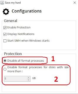 تحميل برنامج SMH لمنع عمل  Format
