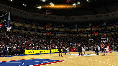 NBA 2K13 Philadelphia 76ers Court Patch w/ 50 Seasons Logo