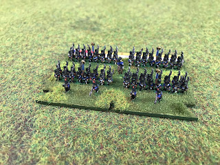 6mm Wargaming French Infantry