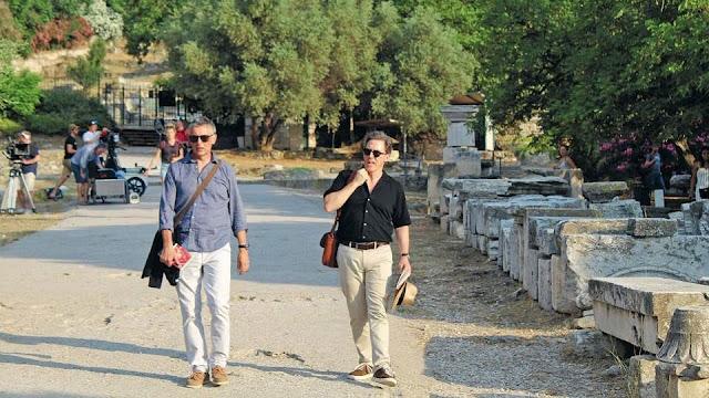 Steve Coogan Rob Brydon Michael Winterbottom | The Trip to Greece