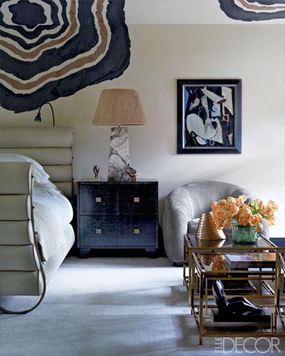 Glamorous Interior Design By Kelly Wearstler: Velvet Moss: Kelly Wearstler Love