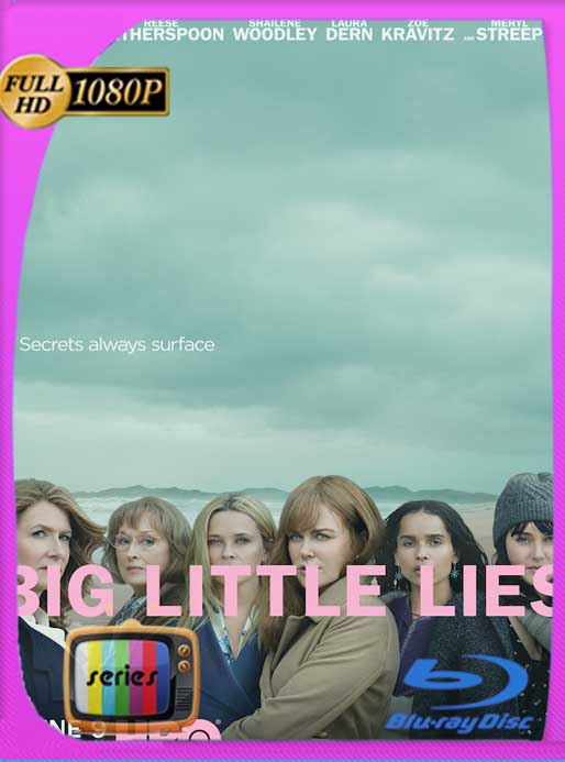 Big Little Lies Temporada 1-2 HD [720p-1080p] Latino [GoogleDrive] SilvestreHD