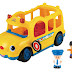 Fisher-Price Little People Lil' Movers School Bus