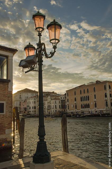 Viaje Italia 15 días en coche Venecia