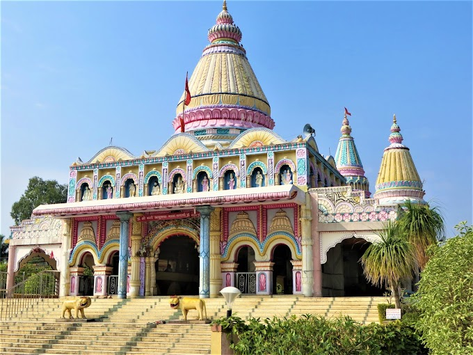 Shrine at Paradshinga