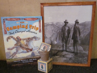 b70559ec6a8 Cynsations  Giveaway  The Camping Trip that Changed America by Barb ...