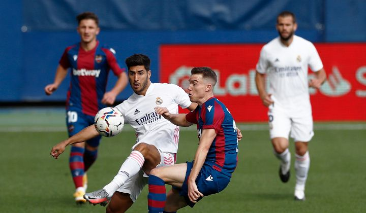 Levante vs Real Madrid 0–2 Highlights