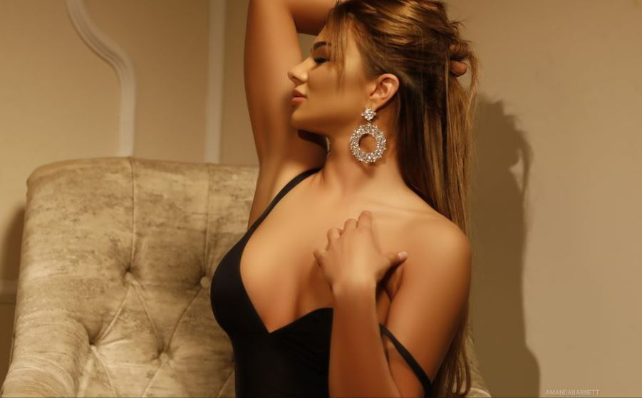 AmandaBarnett Model GlamourCams