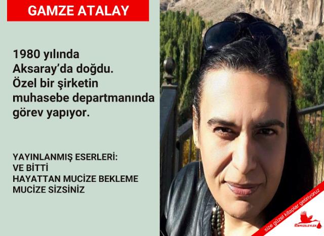 Yazar Gamze Atalay