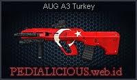 AUG A3 Turkey